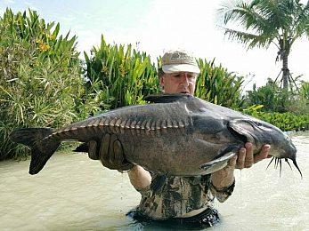 Leks Fishing Park Udon Thani Thailand - Fisharound.net