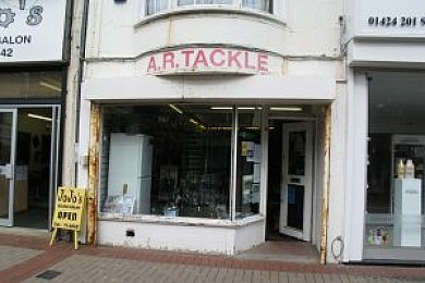 A R Tackle 8 Castle Street - Fisharound.net