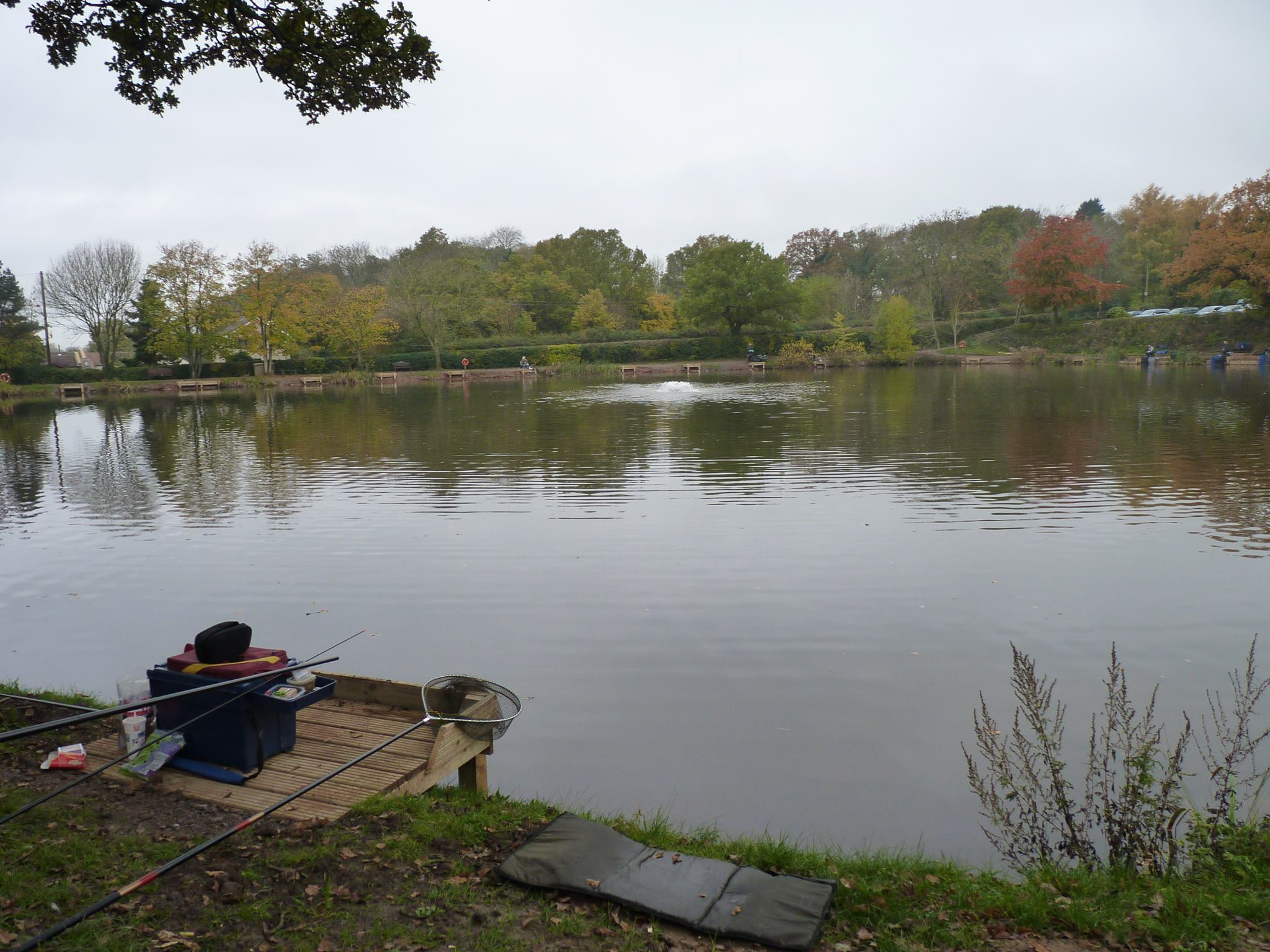 Fishadviser fisheries in avon for Nearest fishing lake