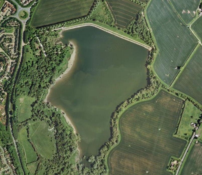 Daventry United Kingdom  city pictures gallery : Daventry Reservoir, Daventry, United Kingdom Fish Around