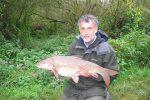 Steven Stringer from Basingstoke went missing while fishing on the River Kennet in Theale.