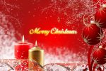 We wish you a Merry Christmas and a Happy New Year