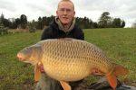 Record-breaking Shropshire common carp