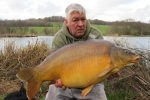 Big Girl is one of the Britain's biggest dayticket carp