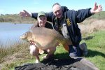 Gorilla the mirror sets new record weight for Anglers Paradise