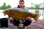 New world record tench?