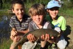 Become a fishing buddy this summer
