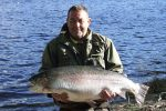 Angler caught a 34lb rainbow trout, breaking the British record held since 2003