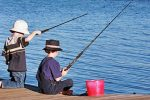 Angling rules changed to get children hooked on fishing