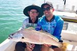 Elderly widower Ray Johnstone found a fishing buddy to replace a deceased friend